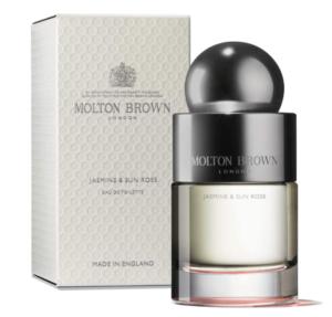 MOLTON BROWN ジャスミン&サンローズ コレクション J&SR オードトワレ 50ml NMN243