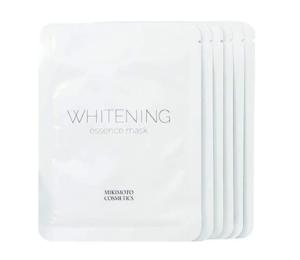 ミキモト化粧品 ホワイトニングエッセンスマスク 6枚入